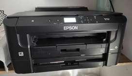 Vendo impresora Epson wf7210 tabloide sublimacion
