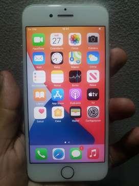 Vendo Iphone 7 de 256 gb space gray