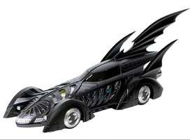 Batmobile Batman Forever 1995 - Escala 1:18 Metalico