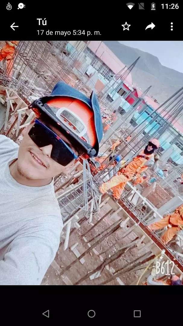 Se realizan trabajos en construcción y acabados 0