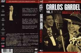 DVD GARDEL -JUAREZ