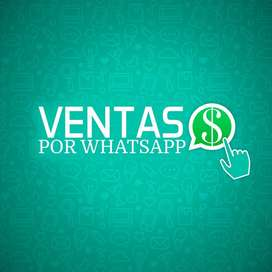 APRENDA A VENDER CON WHATSAPP BUSINESS