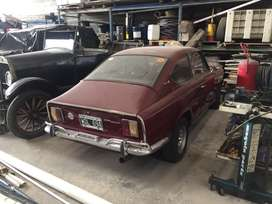 Fiat 1600 coupe 70
