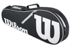 Bolso Wilson X3 raquetas de tennis