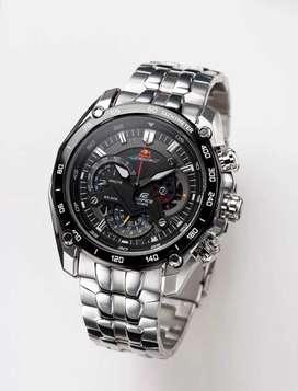 Reloj Casio Edifice Ef-550 Rbsp-1av Red Bull - 100% Nuevo
