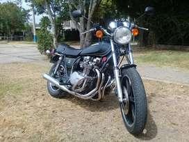 Kawasaki KZ 650 SR