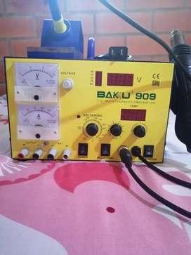 Vendo Estacion de calor BAKU 909