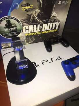 Vendo PS4 de 500gb