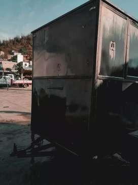 Se vende Foodtruck carro tipo Americano
