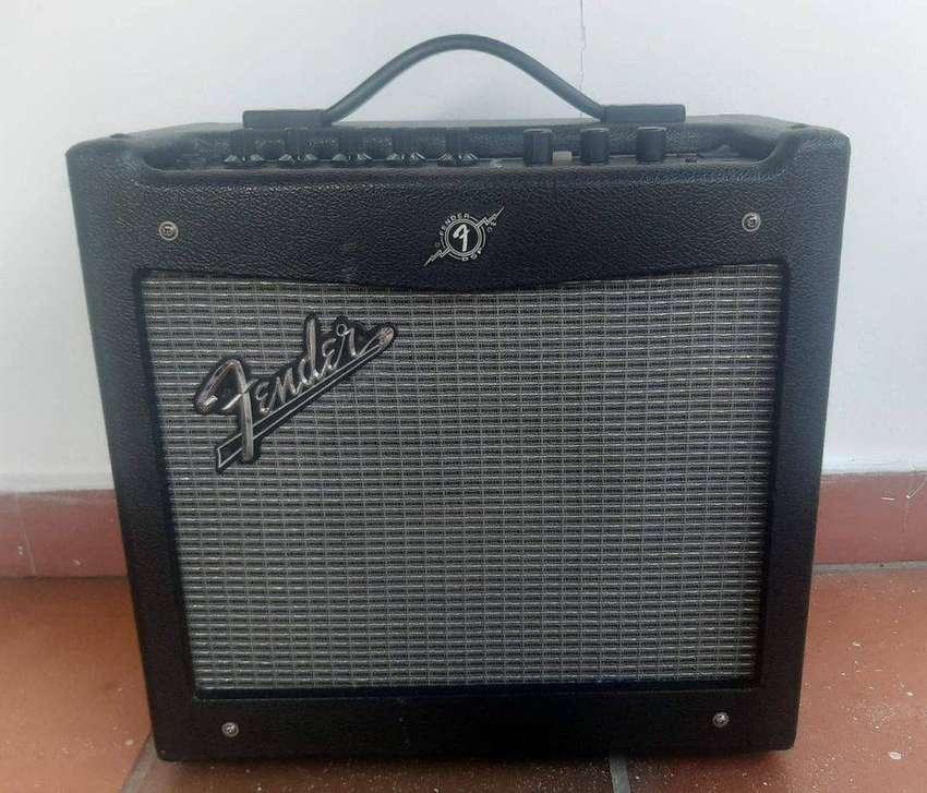 Amplificador Fender Guitarra Electrica Mustang I (v2) 20watt