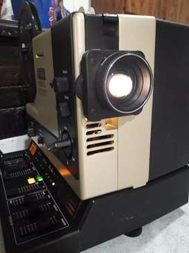 Proyector super 8 EUMIG STEREO
