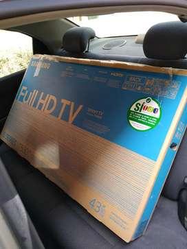 TV Samsung Smart 43pulgadas
