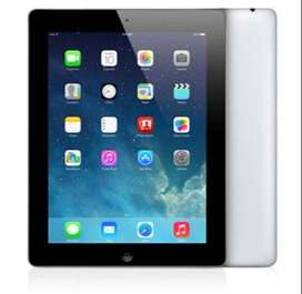 Ipad 2 de 32 Gb. de color negro.
