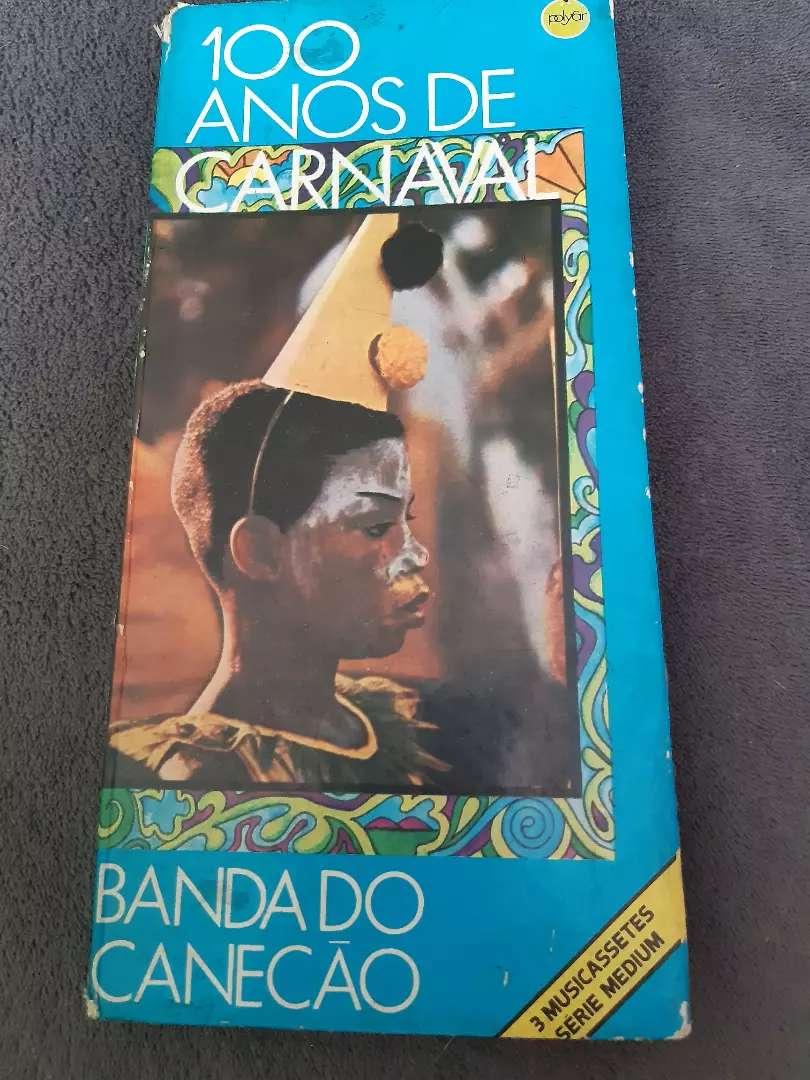 Cassetes 100 AÑOS de CARNAVAL