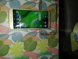 Vendo Motorola G6 play usado