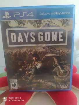 Daysgone play 4 usados