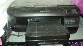Vendo impresora de la marca HP