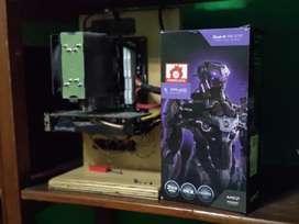 Placa de vídeo R9 270 Sapphire dual-X oc