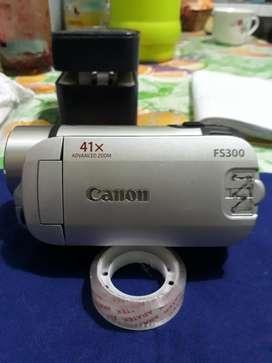 Firmadora Canon Fs 300