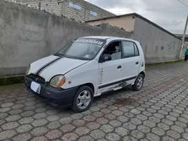 Vendo de oportunidad auto Hyundai Atos 2002 motor 1000 $3.600  negociables (NO SE VENDE A NEGOCIANTES)