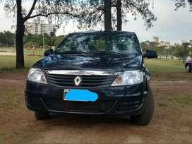 Renault logan, modelo 201, nafta y gnc.