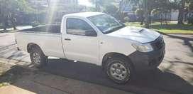 Toyota hilux c/s 2.5 2014
