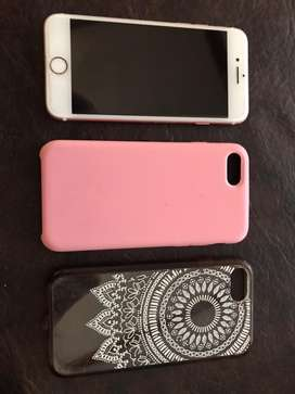 Vendo Iphone 7 128 GB Gold Rose