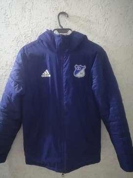Adidas Millonarios original chaqueta impermeable