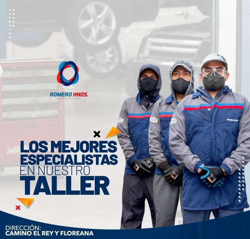 TALLER ELECTRICO DE AUTOS MULTIMARCA - TOYOTA, NISSAN, MAZDA, CHEVROLET, KIA, HYUNDAI, REPUESTOS ELECTRICOS ROMERO HNOS. 0