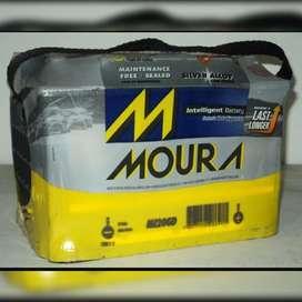 Bateria Moura 12 Volt 65 Amp.