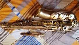 Selmer Francés sax saxo saxofón
