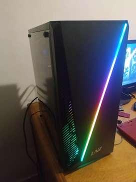 Pc Gamer Rx 580 8gb i7 4790k 24gb ram 512ssd 4tb hdd