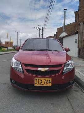 Vendo Chevrolet Sail ltz, limited sport, precio negociable