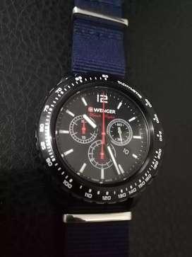 Wenger - Black Night cronómetro