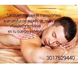 Masajes y cuidados corporales