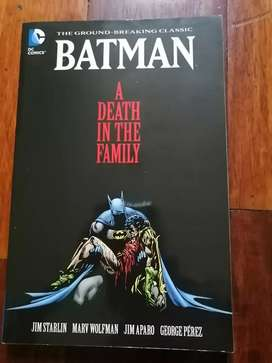 """Batman: A Death in The Family"""