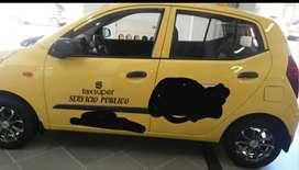 Venta de taxi - cambio por carro de menor valor