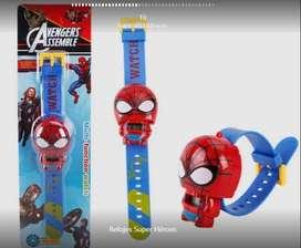 Reloj Super Heroes