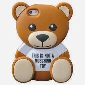 Case Original de Oso Moschino iphone 7 y 8