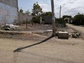 Vendo terreno en santa Elena todo al día $8000