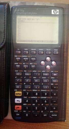 VENDO CALCULADORA HP 50g (Graphing Calculator)