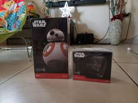 Paquete BB-8 y Force Band
