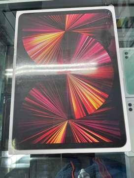 iPad Pro 11 modelo 2021 de 256 GB con procesador M1/ 8 GB RAM/ 8 nucleos/ space gray/ nuevo y sellado con garantía 1 año