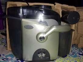 Extractor de jugo semi industrial