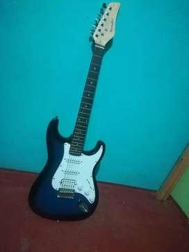 Guitarra eléctrica Wonder