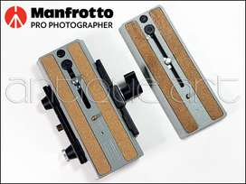 A64 Quick Release Manfrotto Ez Fx Base Rc3  Plate 357 (2)