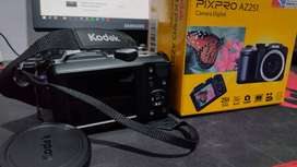 Kodak Pixpro Astro Zoom Az251 Compacta Avanzada Color Negro