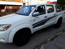 Toyota hilux mod 2007motor 2.5