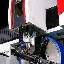 Mesa de corte laser mas cortador de tubo