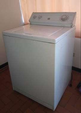 Lavadora Whirlpool 25 lb Usada - Perfecto Estado - Made In Usa